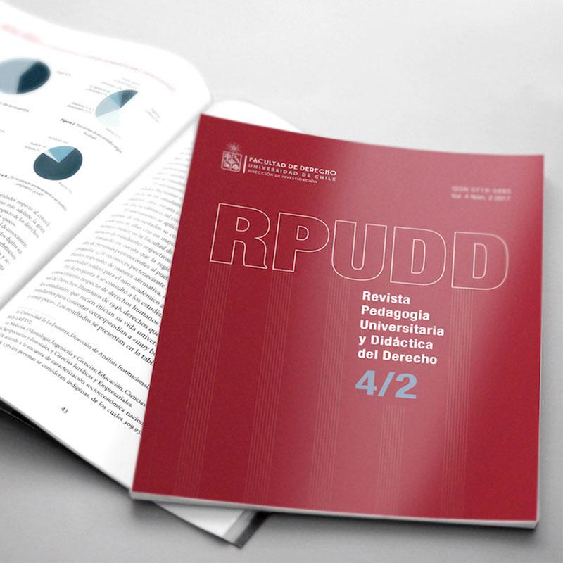 Revista de Pedagogía Universitaria y Didáctica del Derecho